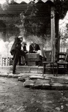 İstanbul - Ayasofya  bahçesi, 1932