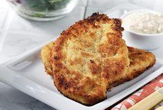 Κοτόπουλο πανέ με σος γιαουρτιού-featured_image
