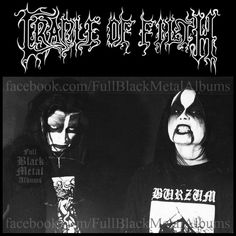 cradle of filth discography torrent
