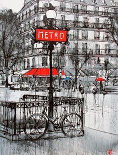 Paul Kenton - Paris 35