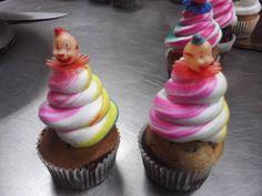 Cupcakes marmoleado