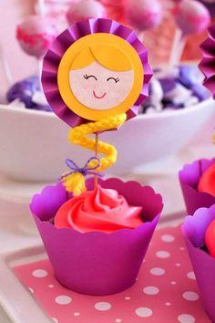 Idéias Para Decoração Festa Rapunzel / Enrolados: