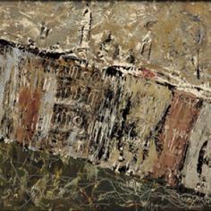 William Congdon canal 1950