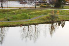 Umea Campus Park