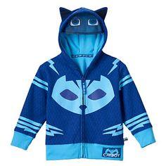 HUAER/& Baby Boys Fleece Cartoon Animal Zip Front Jacket Hoodie Sweatshirt