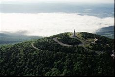 Mt Greylock - Where Justin and I would go to dance at night listening to my car radio.. July & August 1996.