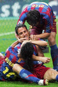 Dez anos depois, Belletti lembra gol  na final e título do Barça na Champions #sportv