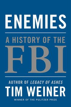 Tim Weiner was on Fresh Air with Terry Gross on June 15th promoting his new book about Richard Nixon. Check out his recent book Enemies, A History of the FBI, available now at Morris.