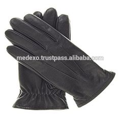 Thinsulate Winter Gloves Genuine leather gloves