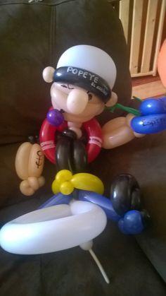 Popeye Ballon Hat