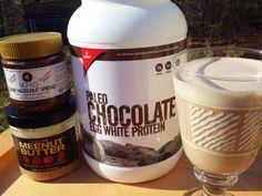 Choco-Nut Paleo Protein Shake Recipe!
