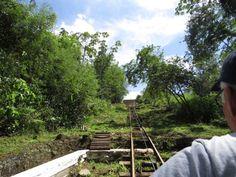 Viajando de carro: Minas de Ouro - Ouro Preto