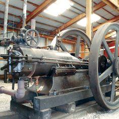 Coolspring Spotlight: 25 HP Evans Engine - Gas Engines - Gas Engine Magazine