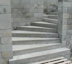 Bilderesultat for trapp i mur Stairs, House, Home Decor, Wall, Stairway, Decoration Home, Home, Room Decor, Staircases