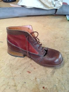 Shoes by wolfram lohr