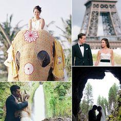 Location, Location, Location - destination weddings