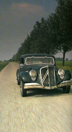 1934 Citroen Traction Avant 22CV V8