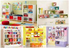 Indretning og opbevaring på børneværelse | JuniorBusiness