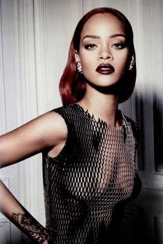 Rihanna x Dior Magazine