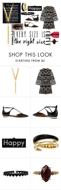 """""""Most Feared Individual On The Planet"""" by mocking-birdie on Polyvore featuring BERRICLE, Aquazzura, Edie Parker, Michael Kors, Chan Luu, feelinmyself and powerlook"""