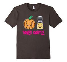 Men's Pumpkin-Spice T-Shirt, Power-Couple 2XL Asphalt KT... http://a.co/2dufIrq
