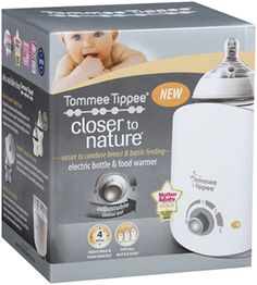 Tommee Tippee Bottle & Food Warmer $90