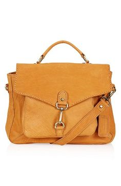 Topshop+Leather+Satchel+available+at+#Nordstrom