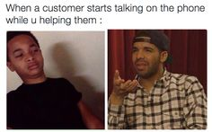 24 Reasons Why Everyone Should Be Forced To Work Retail For One Day So they'll know to stay off the DAMN PHONE.