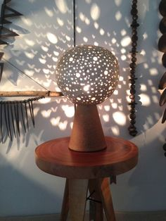 Heather Levine Table Lamp