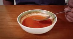 """We've seen the iconic opening credits of Game of Thrones remade countless times over the past several years, but none have been as awe-inspiring as this, the """"Man Eating Soup"""" version. Spoilers: It's tomato."""