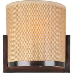 ET2 EE95084101OI Elements 1 Bulb Wall Sconce - Oil Rubbed Bronze