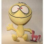 """Kellytoy """"Foster's Home For Imaginary Friends"""" Cheese plush"""