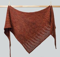 Freesia Shawl via Tanis Fiber Arts (link for Ravelry pattern)