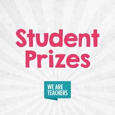 Prizes to be won everyday mathematics