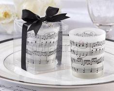 centros de mesa para casamiento con notas musicales - Buscar con Google