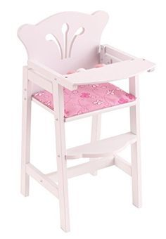 KidKraft Lilu0027 Doll High Chair KidKraft Http://www.amazon.com