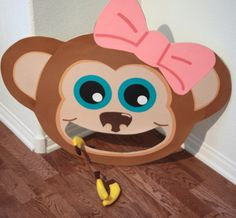 Girly Monkey Themed Birthday Party {Ideas, Decor, Planning, Idea}