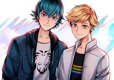 Read 18 from the story imagenes de luka x adrien by (Rin Okumaru) with reads. Meraculous Ladybug, Ladybug Comics, Frozen Drawings, Miraculous Characters, Disney Boys, Miraculous Ladybug Fan Art, Catio, Drawing Sketches, Mlb