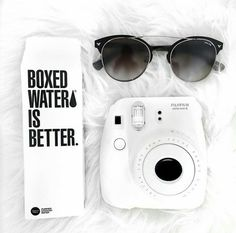 Amazing ❤ #boxed #water