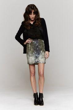 Stone Skirt