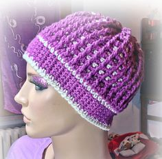 Trilly Hat ~ free pattern ᛡ