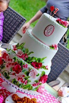 birthday cake for my girl