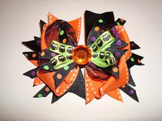 For the past several months I have been thinking about reopening my Etsy Shop. Halloween Hair Bows, Hand Crafts, Headbands, My Etsy Shop, Artsy, Ribbon, Product Launch, Hair Accessories, Angel
