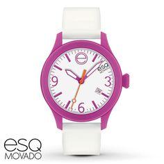 ESQ Movado Watch ESQ One™ 07301438