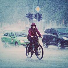 Rain Rain Rain by @Julia Davila