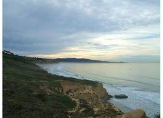 Hiking in La Jolla, CA - i love it there