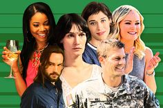 """2014 Vulture TV Awards - Vulture recognizes The 10 Best TV Shows You (Probably) Didn't Watch The series that WON is """"Masters of Sex.""""  Other series; Being Mary Jane-BET, Trophy Wife-ABC, Enlisted-FOX, The Returned-Sundance, Sleep Hollow-FOX, Nurse Jackie-Showtime, Mom-CBS, City.ballet.,-AOL, Playing House-USA.  Master of Sex-Showtime focuses on Allison Janney's captivating performance as a middle-aged woman finally experiencing a sexual awakening will bring additional viewers."""