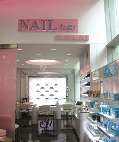 Might have to try this place out! -- Nail Bar at Walgreens, Chicago - NAILS Magazine