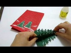 Carta natale 3D - YouTube