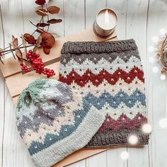 Photo shared by candylou | addicted knitter on January 15, 2021 tagging @lionbrandyarn, @plymouthyarn, and @kaceyknits. May be an image of outerwear. Fair Isle Knitting Patterns, Knit Patterns, January 15, Knitted Baby Blankets, Knit In The Round, Knit Cowl, Cowls, Neck Warmer, Washing Clothes